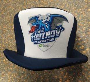Fans klobouk HC Trutnov - hlavní logo