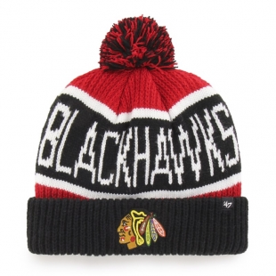 GS19 CHICAGO BLACKHAWKS CALGARY BH '47 CUFF KNIT
