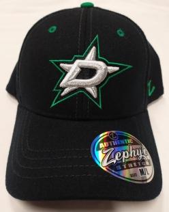 Kšiltovka Zephyr Dallas Stars - černá