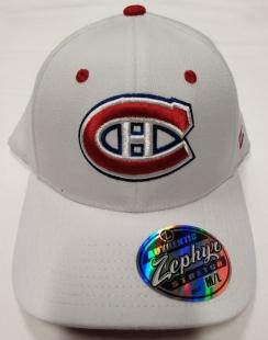 Kšiltovka Zephyr Montreal Canadiens - bílá
