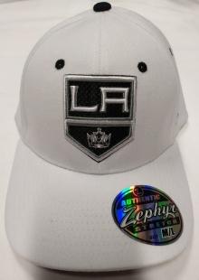 Kšiltovka Zephyr Los Angeles Kings - bílá