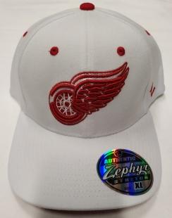 Kšiltovka Zephyr Detroit Red Wings - bílá