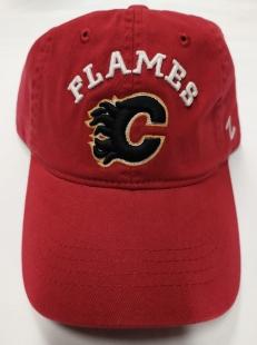Kšiltovka Zephyr Calgary Flames - červená
