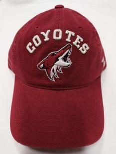 Kšiltovka Zephyr Arizona Coyotes - červená