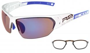 Sportovní sluneční brýle R2 UNIVERSE RX  bílé AT070C