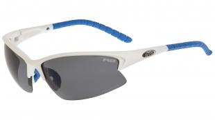 Sportovní sluneční brýle R2 BIKER bílé AT079B