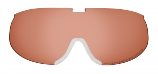HTGL27/OR Náhradní čočka k lyžařským brýlím NORDIC HTG27 oranžová