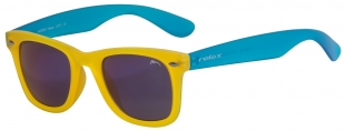 Sluneční brýle Relax Hawai žluto modré R2302D