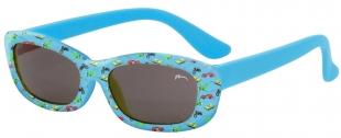 Dětské sluneční brýle Relax Ikema modré R3041C