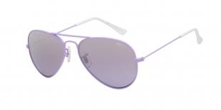 Dětské sluneční brýle Relax Adam fialové R3060