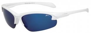 Dětské sluneční brýle RELAX Vikna bílé R3072B