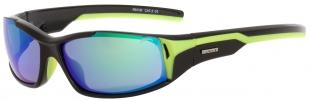 Sportovní sluneční brýle RELAX North černo žluté R5319F