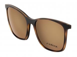 Náhradní sluneční klip k brýlím Relax Amal RM120C2