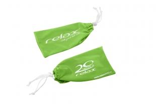 Mikrovláknový pytlík na brýle RELAX zelený