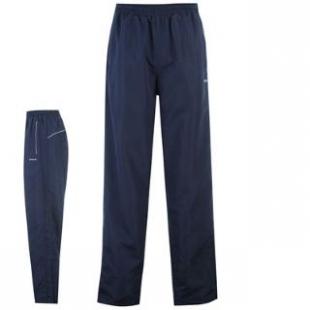 Pánské šusťákové kalhoty Donay tmavě modré