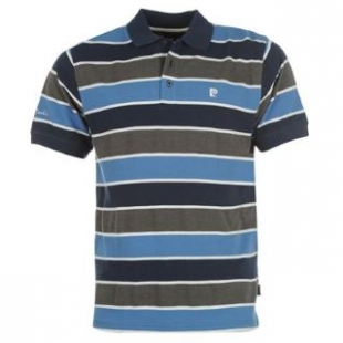Pánské triko Pierre Cardine tmavě modré