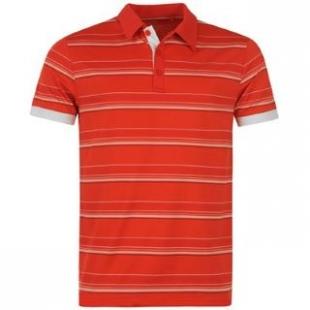 Pánské triko Dunlop červené