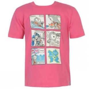 Triko Mascots růžové
