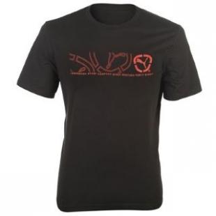 ec2709f2117 Tričko Puma černo červené vel.11-12 let