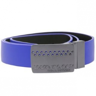 Pásek Dunlop modrý pánský