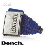 Pásek Bench modrý vel.M-L