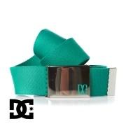Pásek DC zelený vel.N