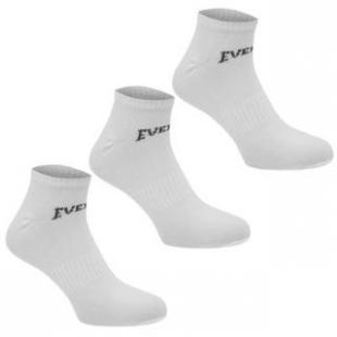 Ponožky Everlast bílé dámské vel.3-6