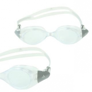 Plavecké brýle Adidas  pánské bílé vel.N