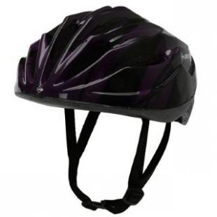 Helma Dunlop Bike fialová vel 54-60 cm
