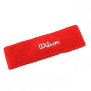 Potítko Wilson červené vel.N