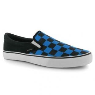 Pánské boty Vision černo-modré