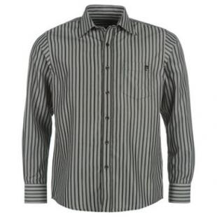 Pánská košile Pierre Cardine černá