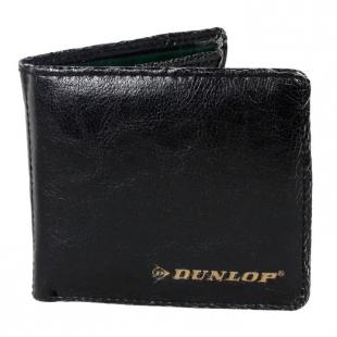 Peněženka Dunlop PU černá
