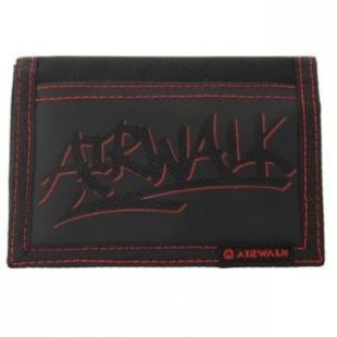 Peněženka Airwalk černá