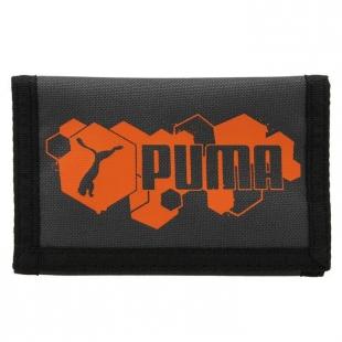 Peněženka Puma šedo-oranžová
