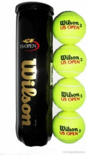 Tenisové míčky Wilson US Open