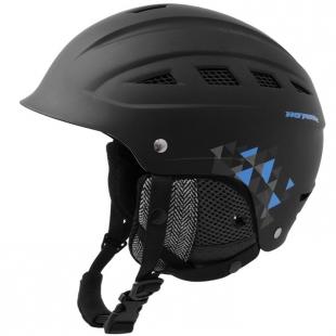 Pánská lyžařská helma No Fear, černá