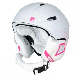 Dámská lyžařská helma Nevica, bílá