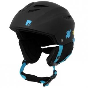 Dětská lyžařská helma Nevica, černá