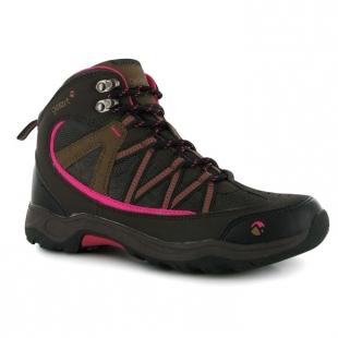 Dámské boty Ottawa Mid Gelert, hnědorůžové