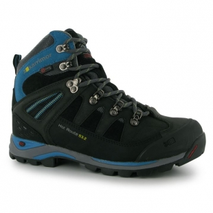 Dámské zimní boty Hot Route Karrimor, šedomodré