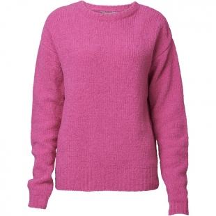 Dámský měkký pletený svetr