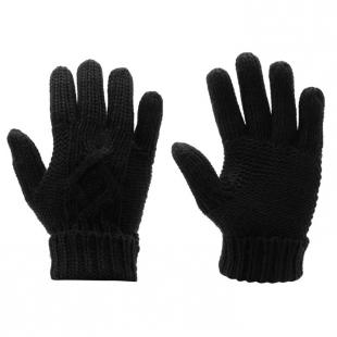 Šedé rukavice Firetrap
