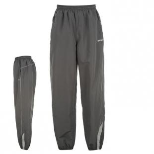Pánské joggingové kalhoty, Slazenger, tmavě šedá