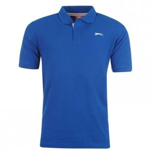Pánské polo triko Slazenger, modré