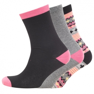 Dámské ponožky Bench 3-pack