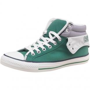 Converse pánské boty zelené