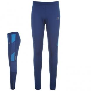 Pánské běžecké kalhoty Karrimor, modrá