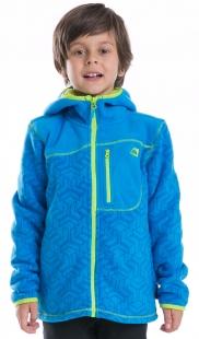 Alpine pro chlapecká mikina s kapucí