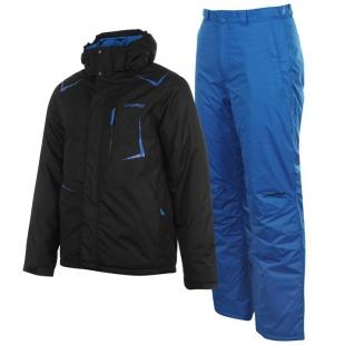 Campri Ski Set Pánský, černo-modrý